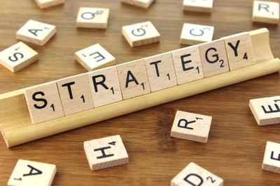 Do large companies have the same strategy? (Part 1)