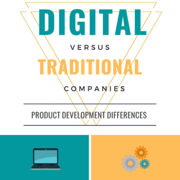 Digital vs. Traditional Product Development