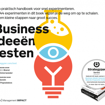 Book review: 'Testing Business Ideas' (Dutch)