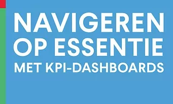Book review: 'Steering on essentials using KPI dashboards' (Dutch)