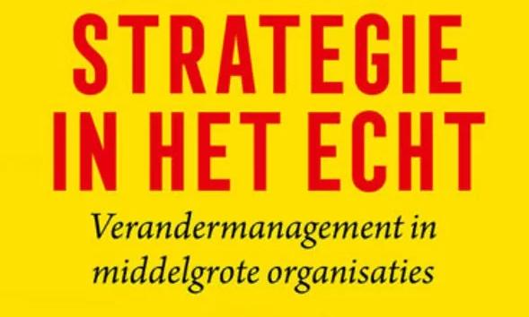 Boekrecensie 'Strategie in het echt'